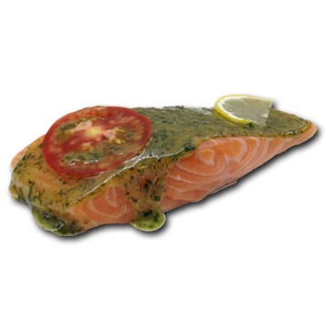 zalm french garden