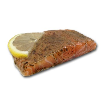 zalm in dillesaus
